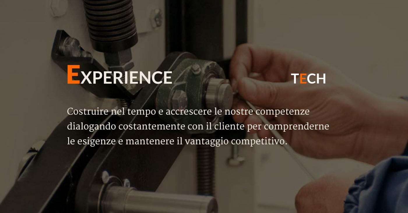 Tech-experience